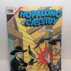 "Tebeos: TEBEO: ""HOPALONG CASSIDY"" EDIT. NOVARO Nº 156. Lote 284077768"