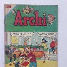 Tebeos: ARCHI N° 3 SERIE AVESTRUZ (AÑO 1975) - ORIGINAL EDITORIAL NOVARO. Lote 284313458