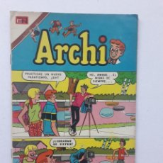 Tebeos: ARCHI N° 2 SERIE AVESTRUZ (AÑO 1975) - ORIGINAL EDITORIAL NOVARO. Lote 284313493