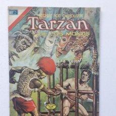 Tebeos: TARZÁN N° 6 SERIE AVESTRUZ (AÑO 1975) - ORIGINAL EDITORIAL NOVARO. Lote 284313973