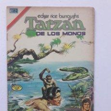 Tebeos: TARZÁN N° 4 SERIE AVESTRUZ (AÑO 1975) - ORIGINAL EDITORIAL NOVARO. Lote 284314113