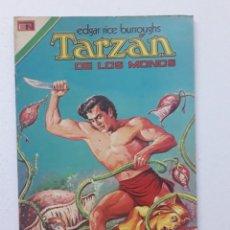 Tebeos: TARZÁN N° 3 SERIE AVESTRUZ (AÑO 1975) - ORIGINAL EDITORIAL NOVARO. Lote 284314188