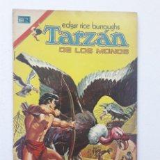 Tebeos: TARZÁN N° 2 SERIE AVESTRUZ (AÑO 1975) - ORIGINAL EDITORIAL NOVARO. Lote 284314268