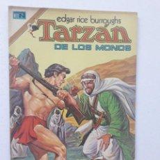 Tebeos: TARZÁN N° 1 SERIE AVESTRUZ (AÑO 1975) - ORIGINAL EDITORIAL NOVARO. Lote 284314408