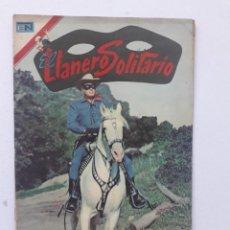 Tebeos: EL LLANERO SOLITARIO N° 2 SERIE AVESTRUZ (AÑO 1975) - ORIGINAL EDITORIAL NOVARO. Lote 284314918