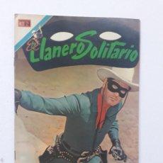 Tebeos: EL LLANERO SOLITARIO N° 1 SERIE AVESTRUZ (AÑO 1975) - ORIGINAL EDITORIAL NOVARO. Lote 284315053