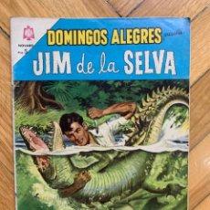 Tebeos: DOMINGOS ALEGRES PRESENTA: JIM DE LA SELVA 548. Lote 285131713