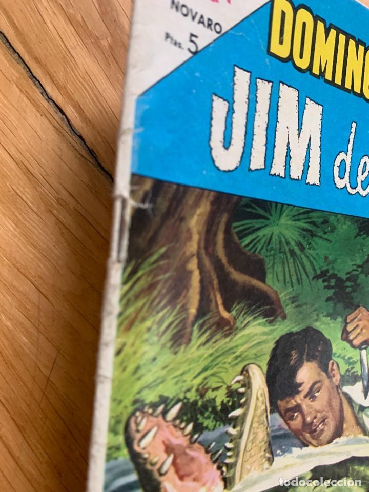 Tebeos: Domingos Alegres Presenta: Jim de la Selva 548 - Foto 5 - 285131713