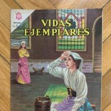 Tebeos: VIDAS EJEMPLARES Nº 209: SANTA ZITA - MUY BUEN ESTADO. Lote 285138988