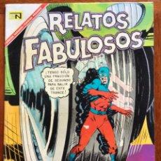 Tebeos: RELATOS FABULOSOS - Nº 97. NOVARO - 1959.. Lote 285623583