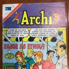 Tebeos: ARCHI, Nº 2 - 728. EDITORIAL NOVARO, SERIE AGUILA - 1977.. Lote 285762958