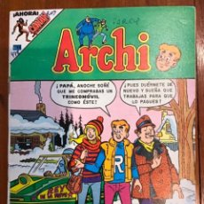Tebeos: ARCHI, Nº 2 - 876. EDITORIAL NOVARO, SERIE AGUILA - 1980.. Lote 285763713