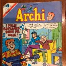 Tebeos: ARCHI, Nº 2 - 930. EDITORIAL NOVARO, SERIE AGUILA - 1981.. Lote 285763998