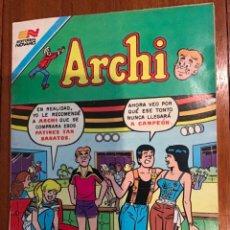 Tebeos: ARCHI, Nº 2 - 946. EDITORIAL NOVARO, SERIE AGUILA - 1981.. Lote 285764158