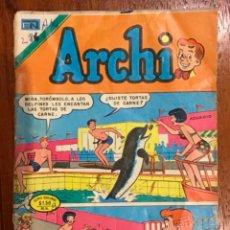 Tebeos: ARCHI, Nº 4. EDITORIAL NOVARO. SERIE COLIBRI - 1975.. Lote 285766888
