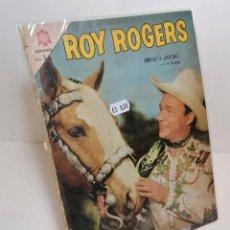 "Tebeos: COMIC: ""ROY ROGERS"" EDIT. NOVARO 5 PTAS. Lote 286003758"