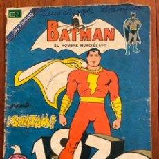Livros de Banda Desenhada: BATMAN, Nº 819. NOVARO, SERIE AGUILA, 1976.. Lote 286052218