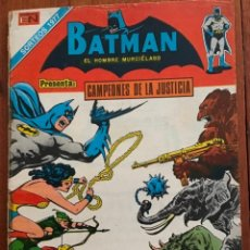 Livros de Banda Desenhada: BATMAN, Nº 2 - 918. NOVARO, SERIE AGUILA, 1978.. Lote 286053128