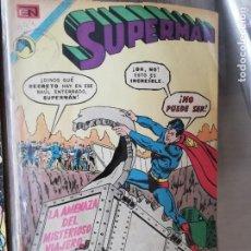 Tebeos: LOTE 4 NOVARO SUPERMAN BATMAN MÁS REGALO. Lote 286053423