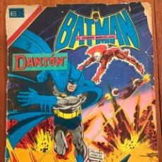 Livros de Banda Desenhada: BATMAN, Nº 2 - 1001. NOVARO, SERIE AGUILA, 1979.. Lote 286107773