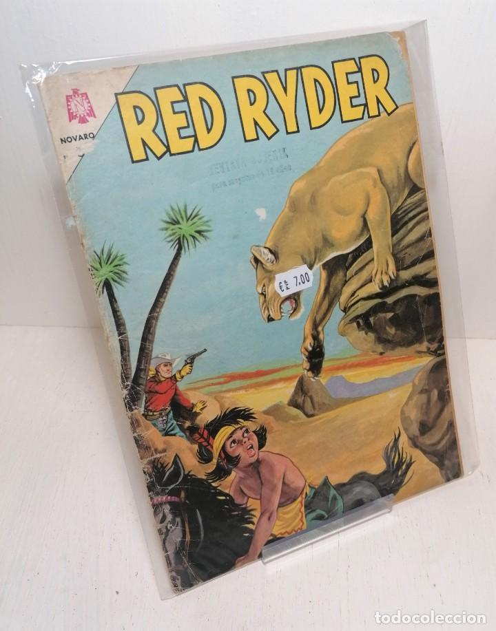 "COMIC: ""RED RYDER"" EDIT NOVARO (Tebeos y Comics - Novaro - Red Ryder)"