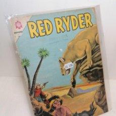 "Tebeos: COMIC: ""RED RYDER"" EDIT NOVARO. Lote 286162878"