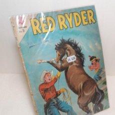 "Tebeos: COMIC: ""RED RYDER"" EDIT NOVARO. Lote 286163828"