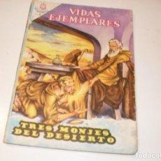 Tebeos: VIDAS EJEMPLARES 189.EDITORIAL NOVARO,AÑOS 60.. Lote 286247723