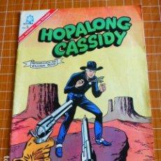 Tebeos: COMIC HOPALONG CASSIDY Nº 142 1966 DE NOVARO. Lote 286286268