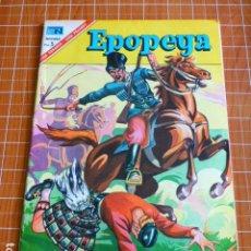 Tebeos: COMIC EPOPEYA EL SITIO DE SEBASTOPOL 104 1967 DE NOVARO. Lote 286294208