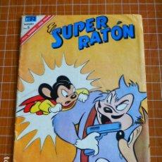 Tebeos: COMIC EL SUPER RATON Nº 174 1967 DE NOVARO. Lote 286294808