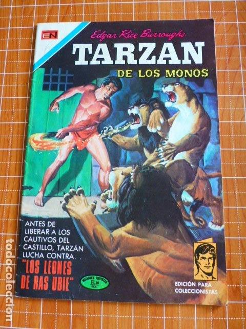 COMIC TARZAN Nº 282 1971 DE NOVARO (Tebeos y Comics - Novaro - Tarzán)