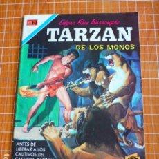 Tebeos: COMIC TARZAN Nº 282 1971 DE NOVARO. Lote 286295703