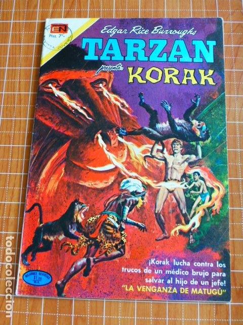COMIC TARZAN Nº 283 1971 DE NOVARO (Tebeos y Comics - Novaro - Tarzán)