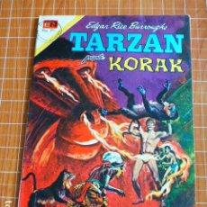Tebeos: COMIC TARZAN Nº 283 1971 DE NOVARO. Lote 286295823