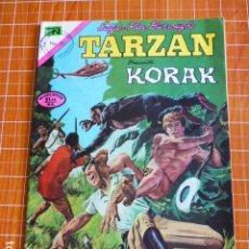 Tebeos: COMIC TARZAN Nº 286 1972 DE NOVARO. Lote 286296043