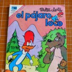 Tebeos: COMIC PAJARO LOCO Nº 292 1967 DE NOVARO. Lote 286296293