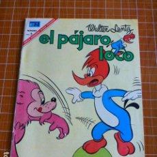 Tebeos: COMIC EL PAJARO LOCO Nº 291 1967 DE NOVARO. Lote 286296333