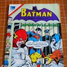 Tebeos: BATMAN Nº 602 1971 DE NOVARO. Lote 286297678