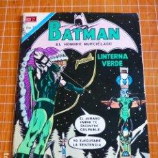 Tebeos: BATMAN Nº 614 1972 DE NOVARO. Lote 286299098