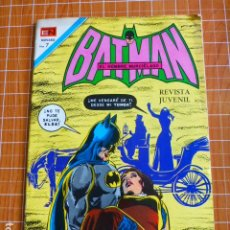 Tebeos: BATMAN Nº 600 1971 DE NOVARO. Lote 286299183