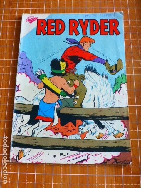 COMIC RED RYDER Nº 50 1958 DE NOVARO (Tebeos y Comics - Novaro - Red Ryder)
