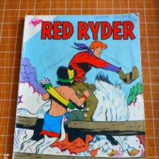 Tebeos: COMIC RED RYDER Nº 50 1958 DE NOVARO. Lote 286299528