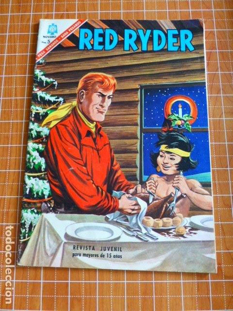 COMIC RED RYDER Nº 146 1966 DE NOVARO (Tebeos y Comics - Novaro - Red Ryder)