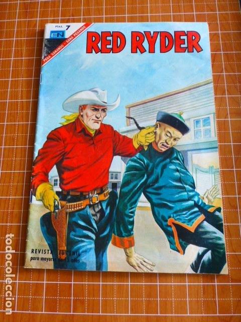 COMIC RED RYDER Nº 148 1967 DE NOVARO (Tebeos y Comics - Novaro - Red Ryder)