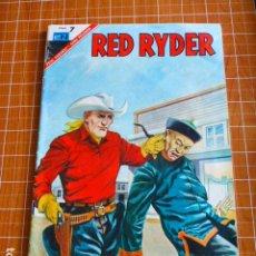 Tebeos: COMIC RED RYDER Nº 148 1967 DE NOVARO. Lote 286299908