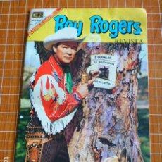 Tebeos: COMIC ROY ROGERS Nº 199 1969 DE NOVARO. Lote 286300868