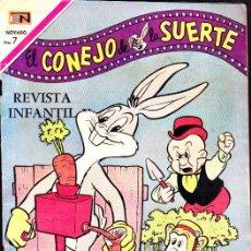 Tebeos: COMIC COLECCION EL CONEJO DE LA SUERTE Nº 338. Lote 286306103