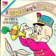 Tebeos: COMIC COLECCION EL CONEJO DE LA SUERTE Nº 347. Lote 286306158