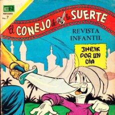Tebeos: COMIC COLECCION EL CONEJO DE LA SUERTE Nº 348. Lote 286306308